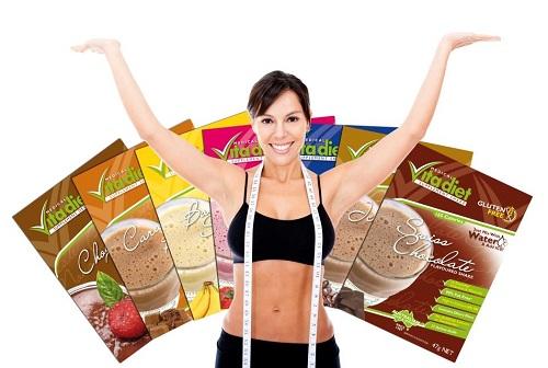 Lose Weight Fast with Vita Diet